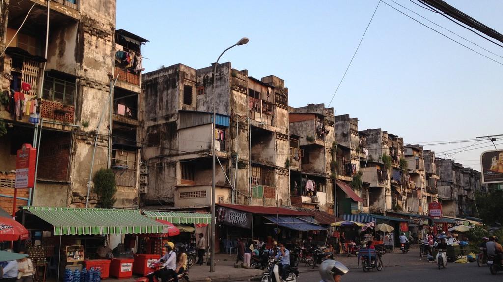 The White Building, Phnom Penh   © Cristina Bejarano/Flickr