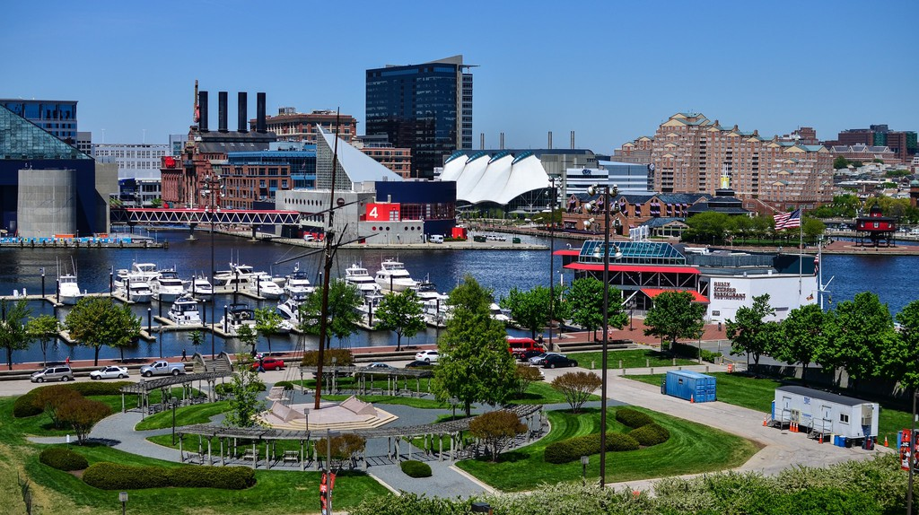 View of the Inner Harbor | © m01229 / Flickr