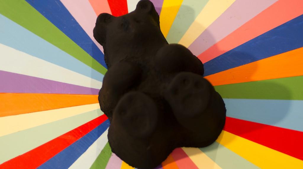 'Black Iron Ursa' | Courtesy of Jason Chase