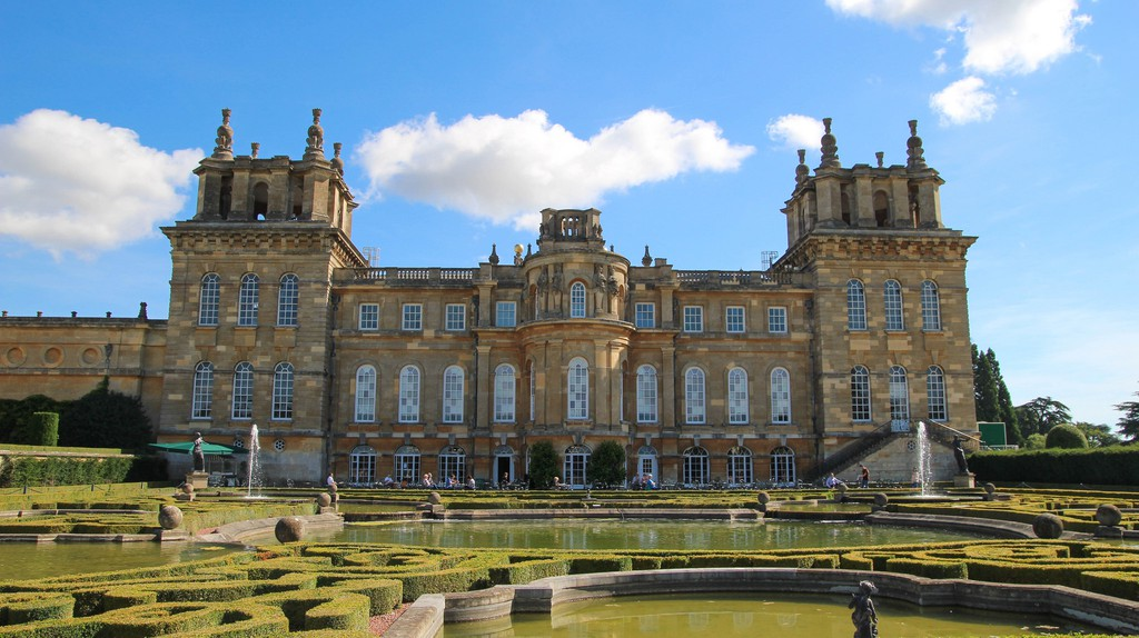 Blenheim Palace | © Kathryn Yengel/Flickr
