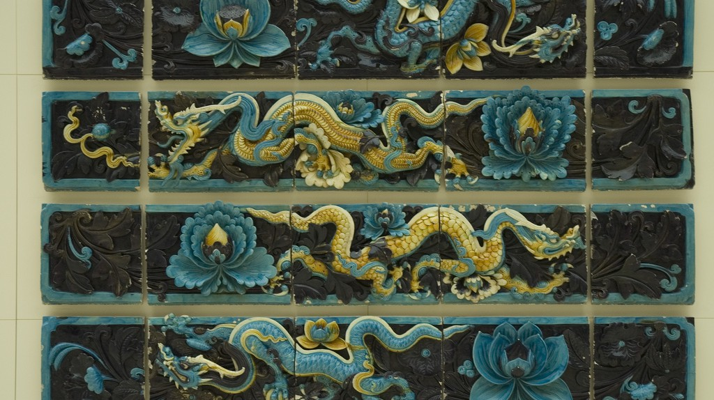 Chinese artwork at the British Museum | © Francesco Gasparetti/Flickr