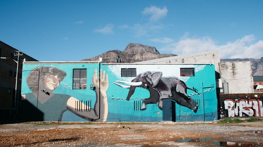 Woodstock Street art | Jess Stafford/© Culture Trip