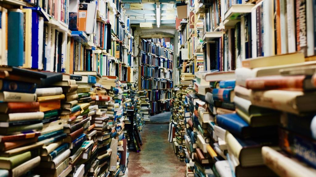 "<a href = ""https://unsplash.com/photos/o4-YyGi5JBc""> Dig into books | © Glen Noble/Unsplash"