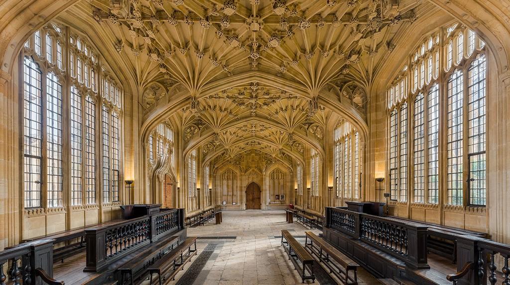 The Divinity School | © David Iliff/WikiCommons