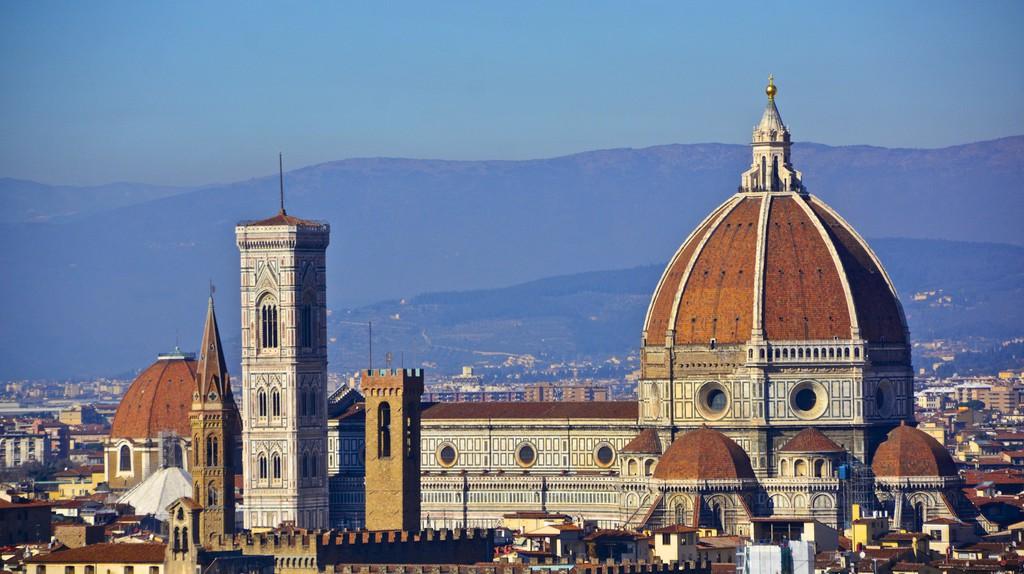 Santa Maria del Fiore ©Antonio Cinotti/Flickr