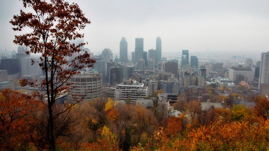 Fall colors in Montreal | © Artur Staszewski / Flickr