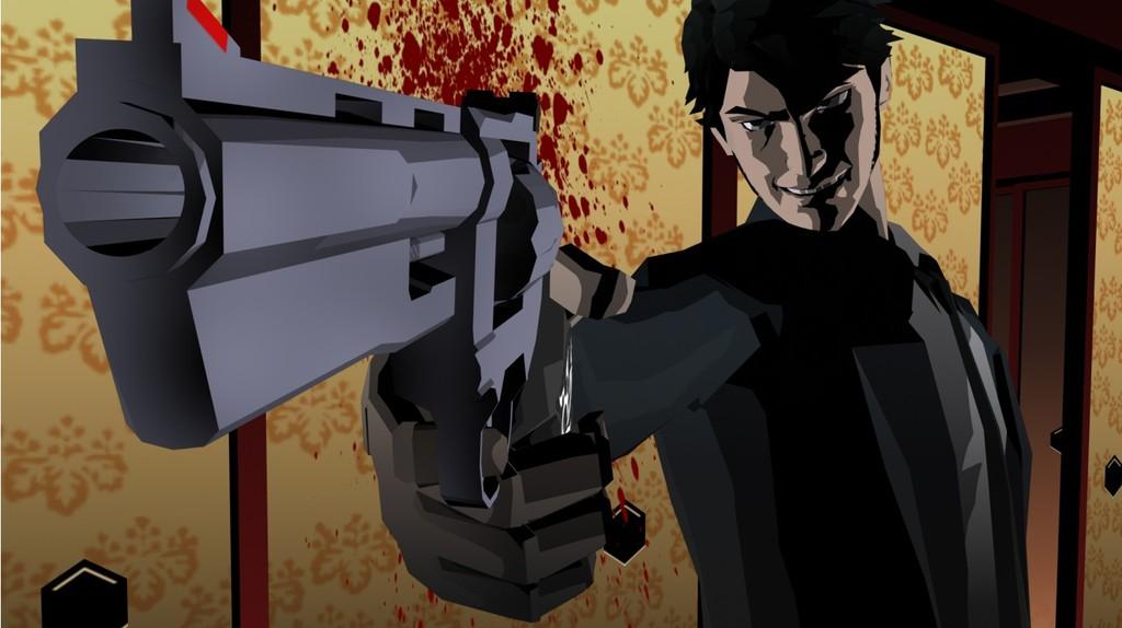 Killer7/©Grasshopper Manufacture/Capcom