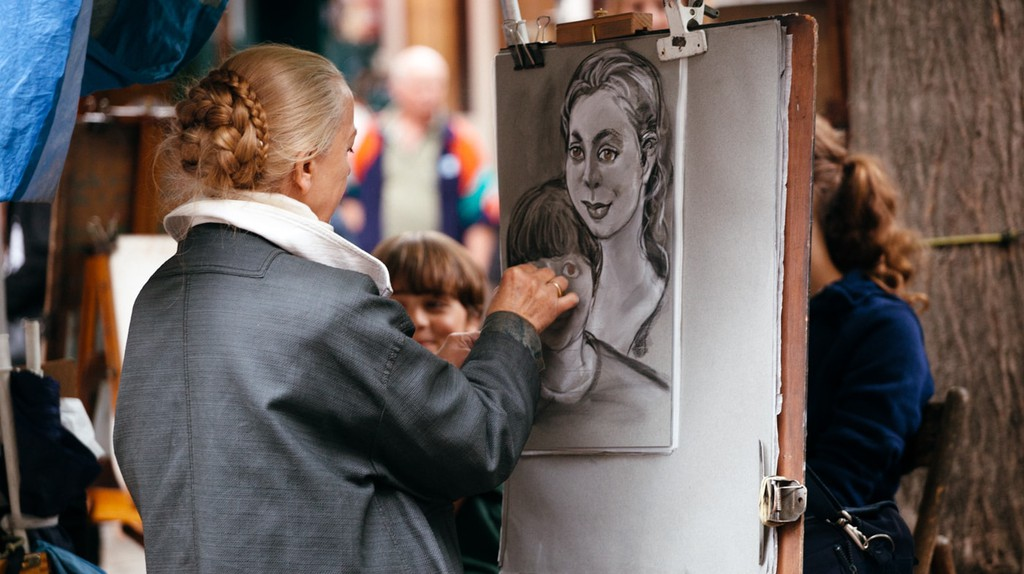 Paris has an impressiveart scene that is accessible throughout the city