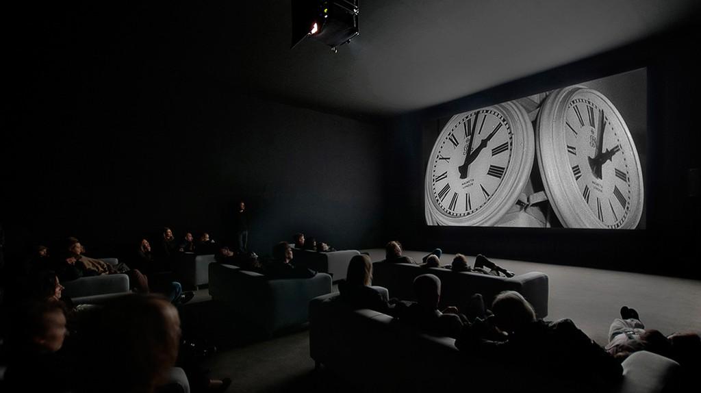 The Clock © BFI