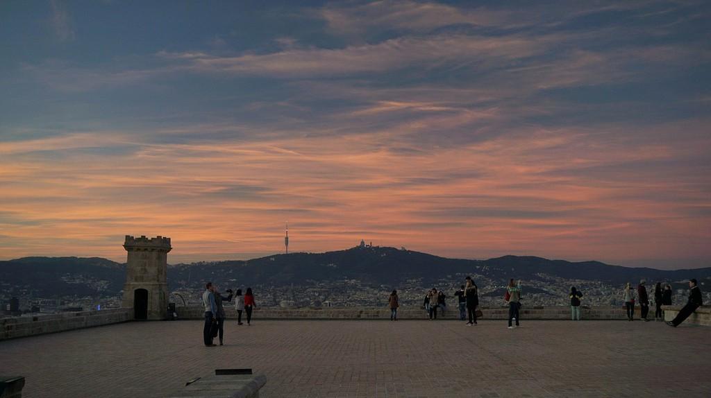 View from Montjuïc castle   © Pixabay