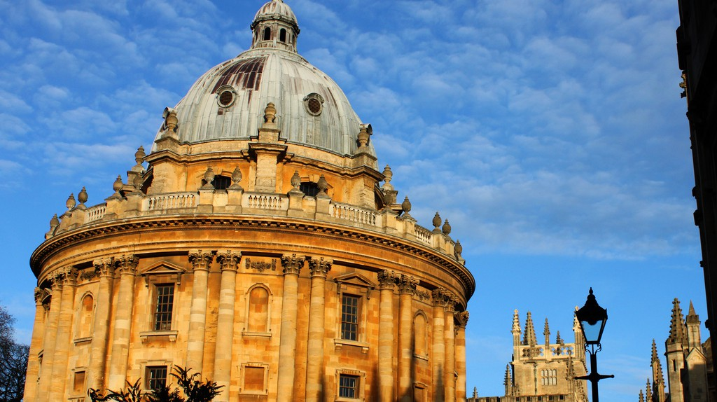 Radcliffe Camera | © Tejvan Pettinger/Flickr