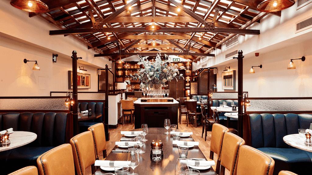 Cafe Murano Covent Garden | Courtesy of Cafe Murano