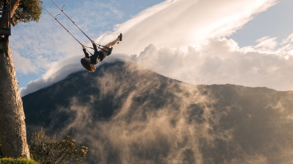 How to Reach Ecuador's Epic Fairytale Swing at the End of the World