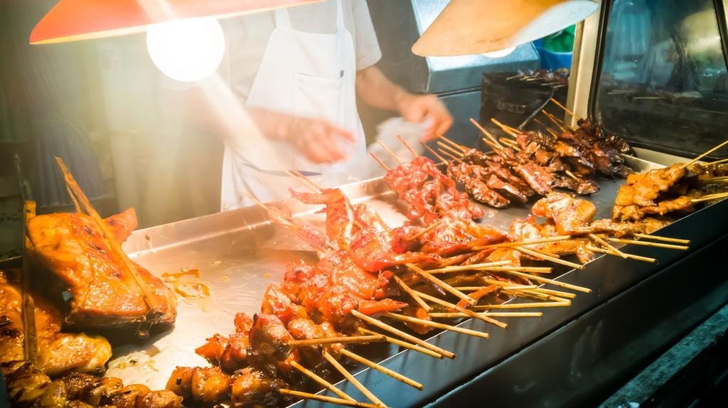 Night time delicacies in Bangkok | © Nattapon Spasuwonnakul/Shutterstock