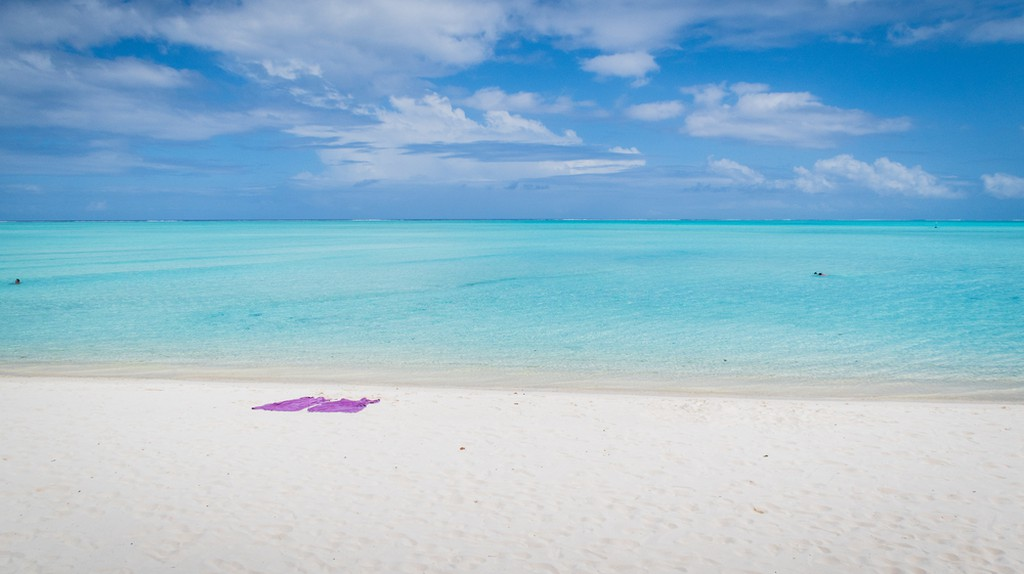 Matira Beach, Bora Bora   © Bastian Bodyl / Shutterstock