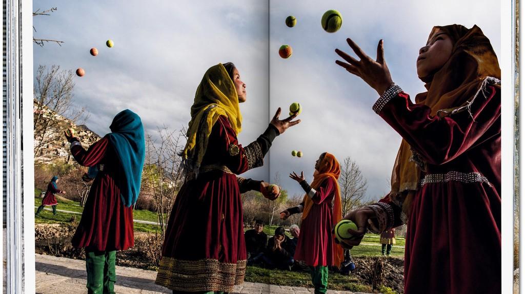 Kabul, 2016   © Steve McCurry/Courtesy of TASCHEN