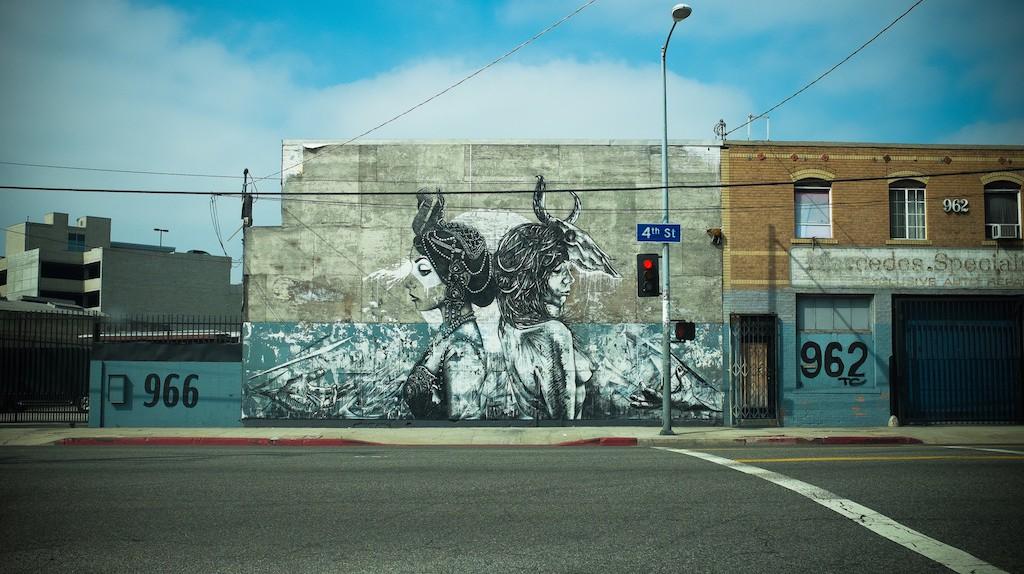 The Arts District, Los Angeles|©Sean Davis/Flickr