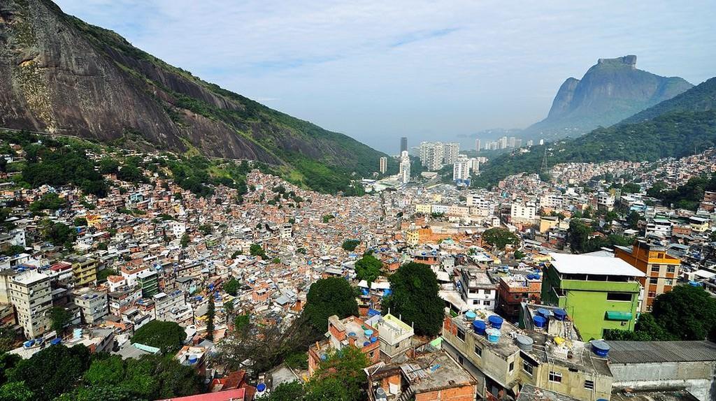 Rocinha   © chensiyuan/WikiCommons