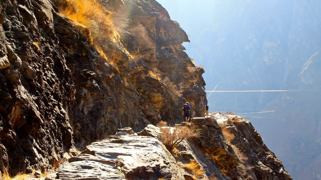 Tiger Leaping Gorge / Bailey Berg
