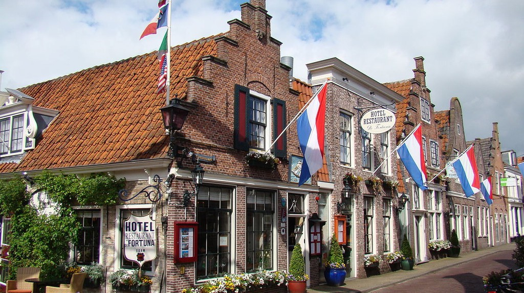 A street in Edam | © Arch / WikiCommons