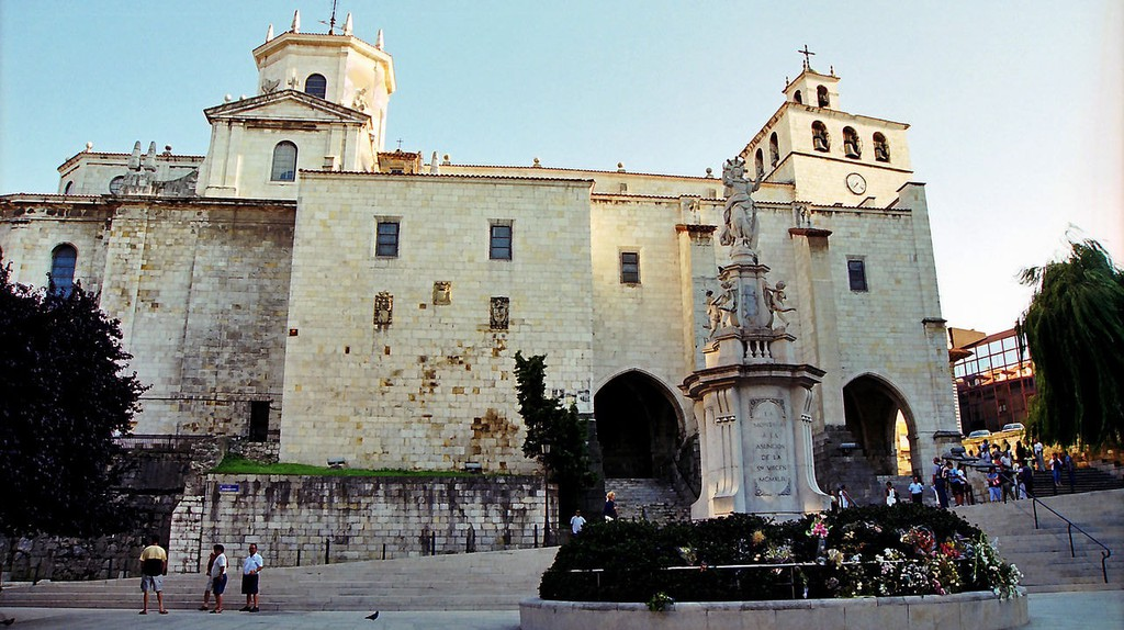 Visit the Catedral de Santander in Spain