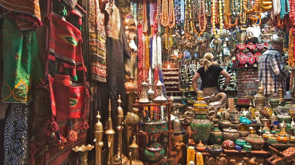 Souk at Muscat  | © S9-4pr /Flickr