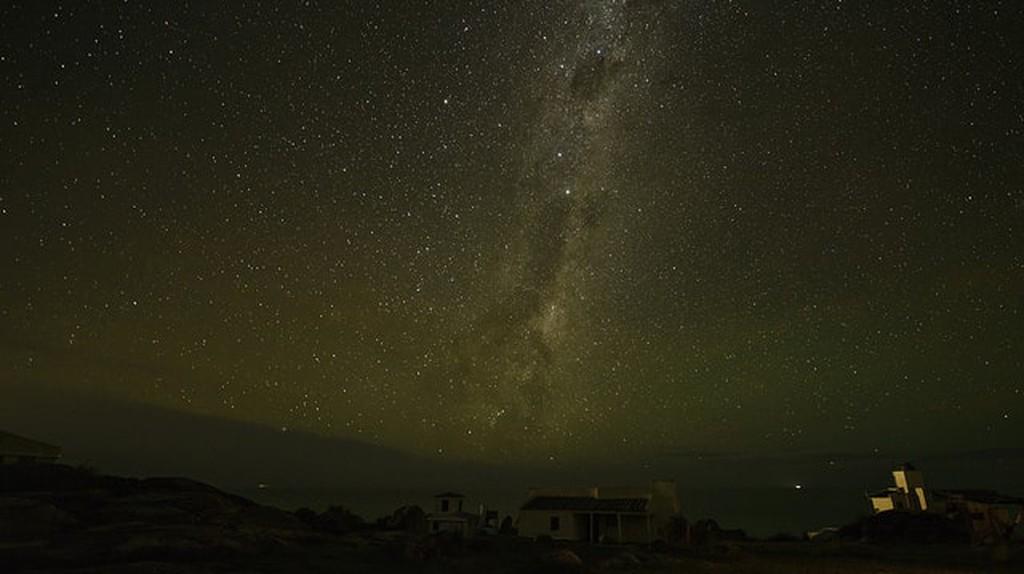 Milky Way at Cabo Polonio, Uruguay