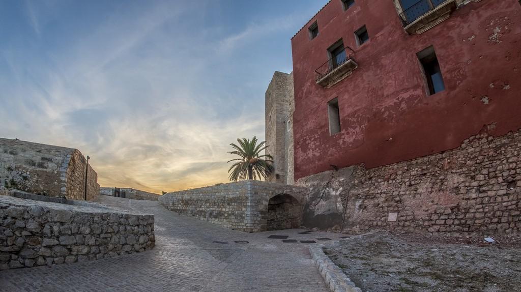 Ibiza Old Town ©  David Holderbach / Flickr