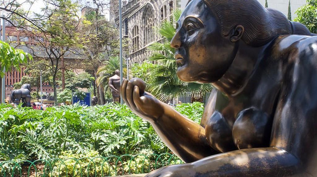 Botero statue | © Laurent de Walick / Flickr