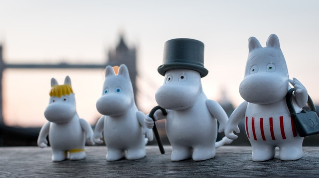 Moomin figures |© Photopin