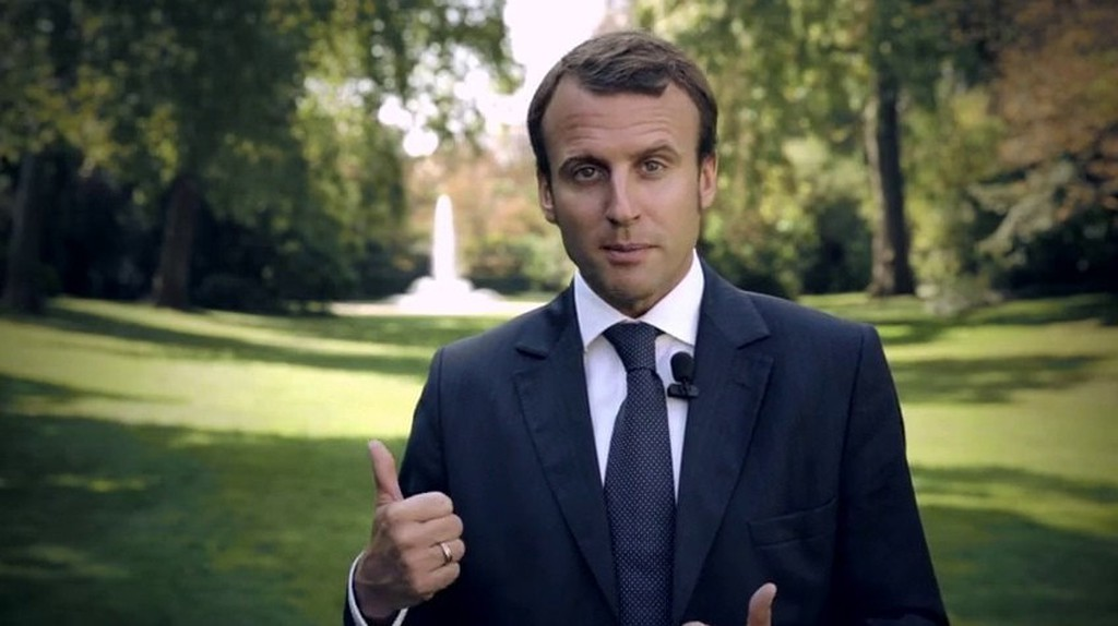 President Macron hopes to lead the way on environmental issues | © thierrydeclercq/Flickr