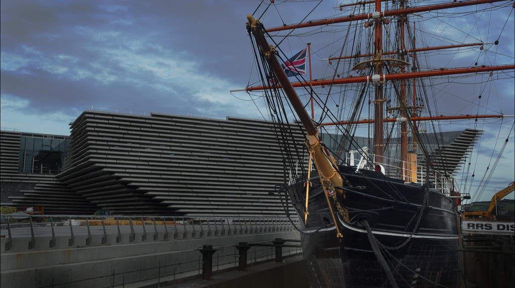 RRS Discovery | Dundee