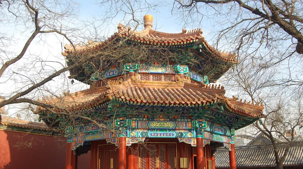 Yonghegong Lama Temple | © Johan Bilien / Flickr