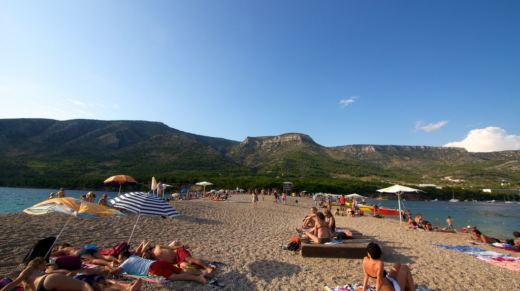 Zlatni Rat | © Ramón/Flickr