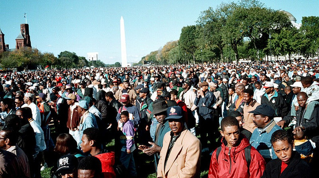 A Brief History of Protests in Washington DC