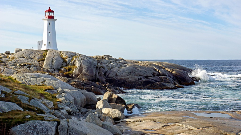 Peggy's Cove | © Dennis Jarvis/Flickr