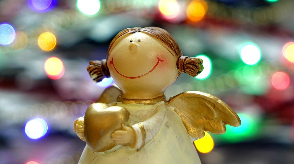 Angel | © cegoh / Pixabay