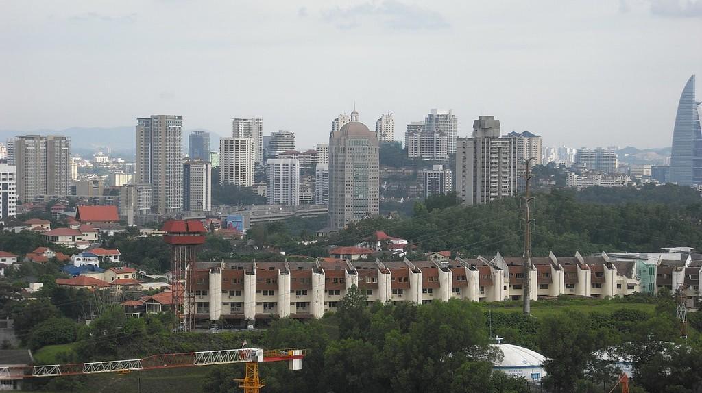 Damansara Heights, Kuala Lumpur © Conny Sandland/Flickr