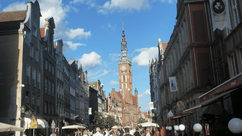 Gdańsk Ratusz | © Northern Irishman in Poland