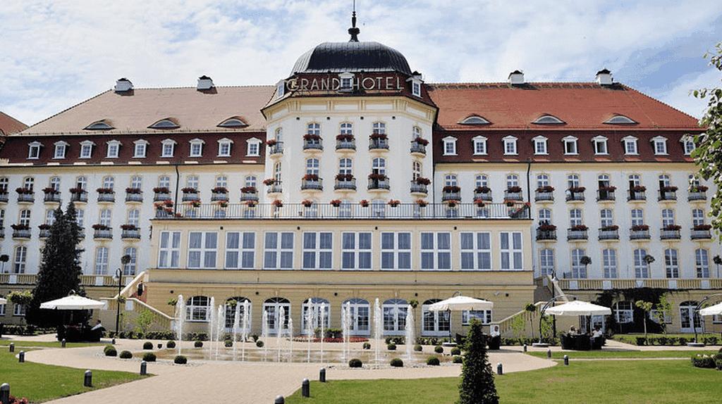 Grand Hotel, Sopot | (c) Wikipedia