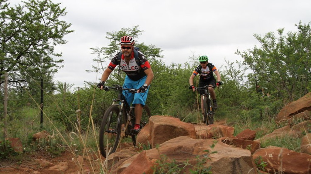 Trails for beginners and pros | Courtesy of Hazeldean Valley Trails