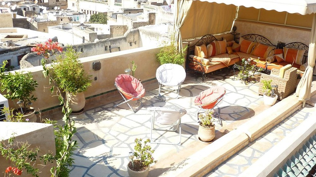 10 of Fez's Cheapest Hotels