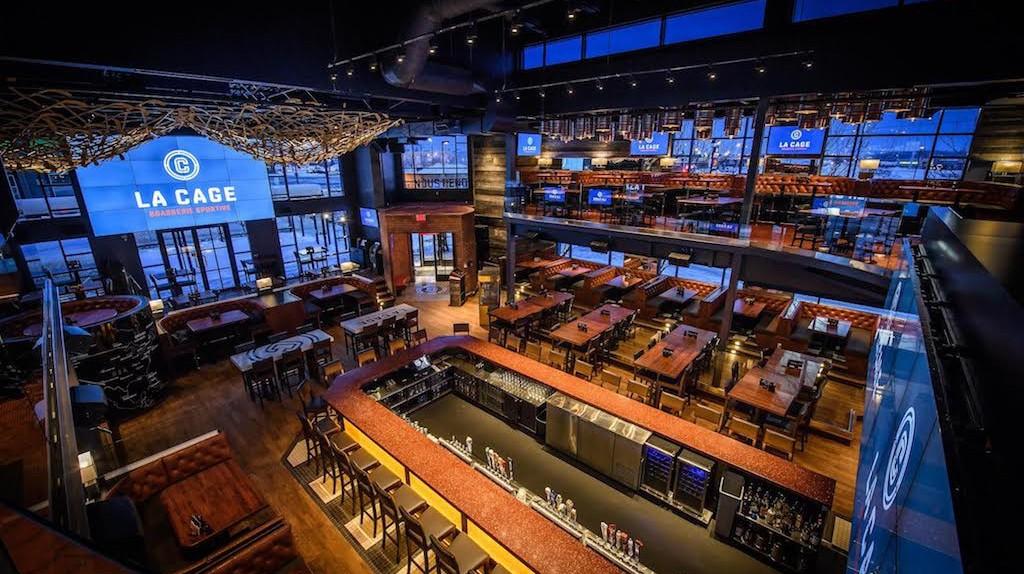 La Cage Sports Bar, Montreal | © Vincent Ethier