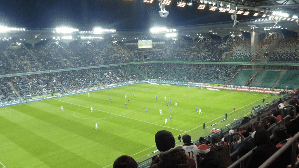 Legia Warszawa | © northernirishmaninpoland.com