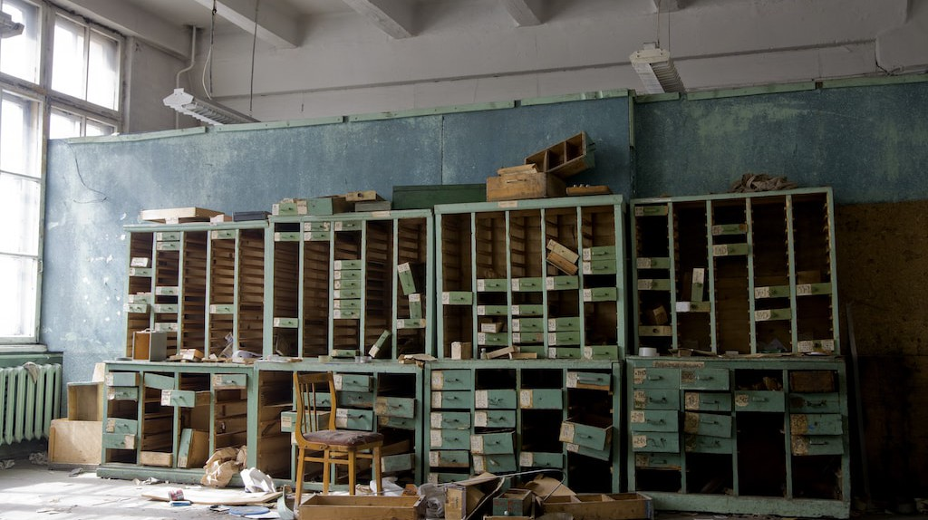 Venue of the 4th Ural Industrial Biennial of Contemporary Art    © Courtesy of NCCA-Ekaterinburg
