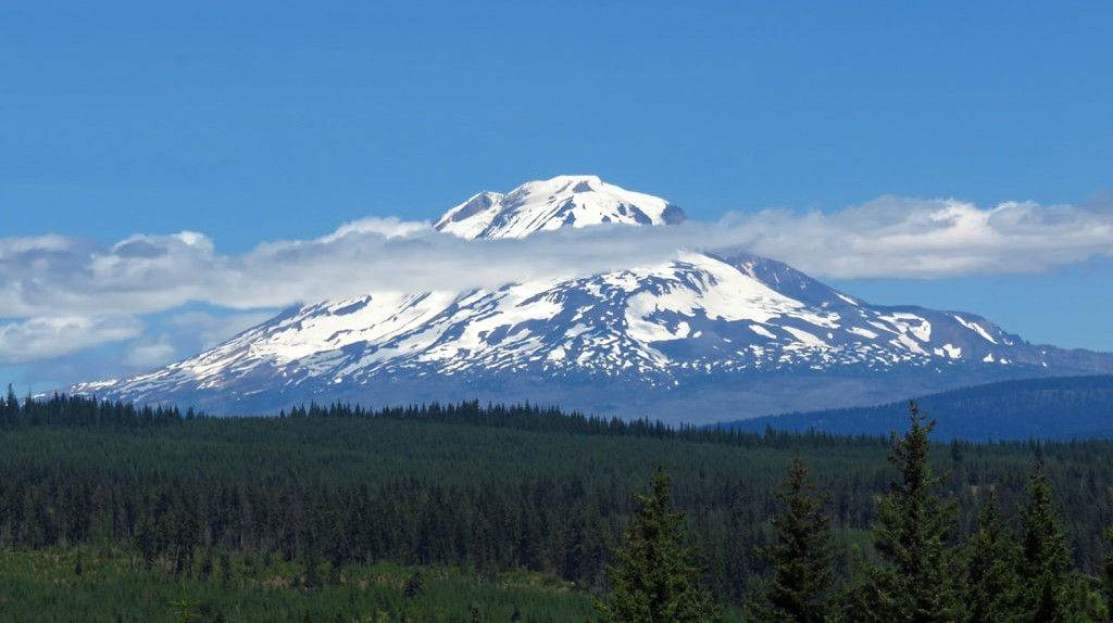 Mt. Adams Wilderness | © Jeff Hollett / Flickr