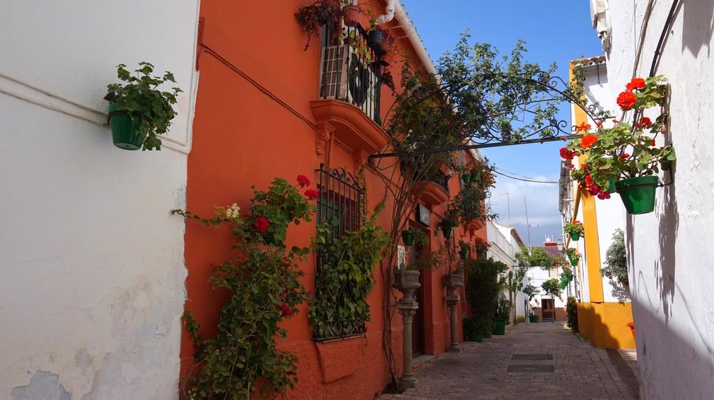 Estepona, Costa del Sol; courtesy Encar Novillo