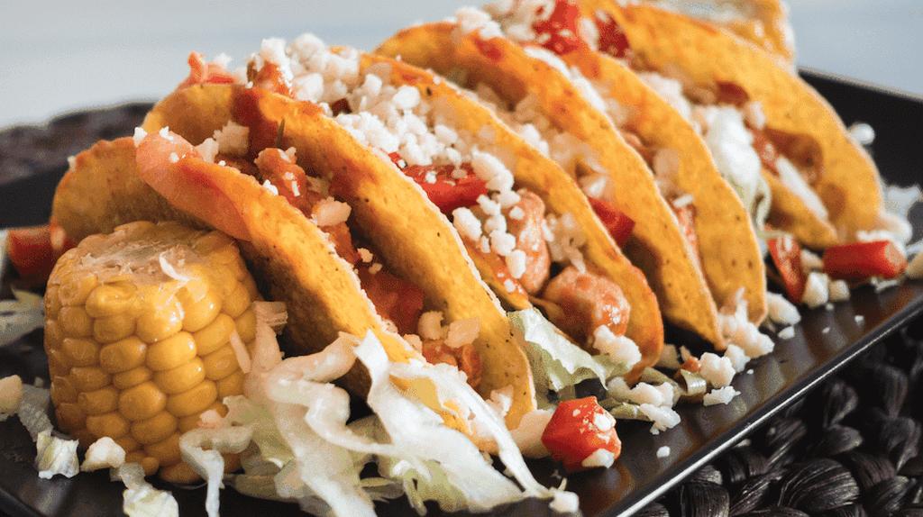 Tacos | © Jakub Kapusnak / Foodiesfeed
