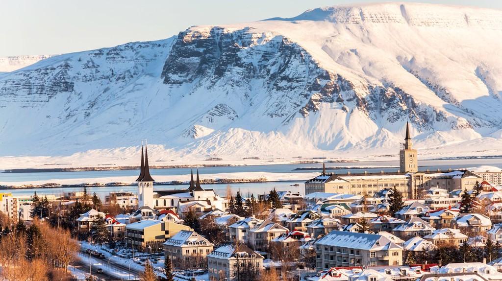 Stunning view over Reykjavik | © KeongDaGreat/Shutterstock