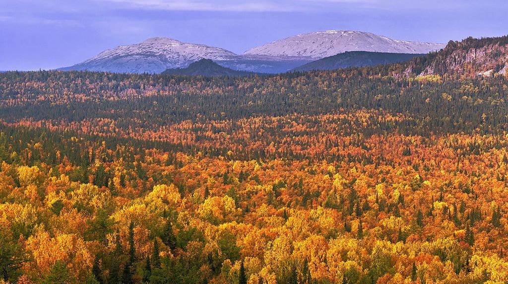 Mount Yamantau, Southern Urals | © Konstantin Tsibin/WikiCommons